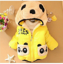 Load image into Gallery viewer, Top Selling Hooded Baby Jacket