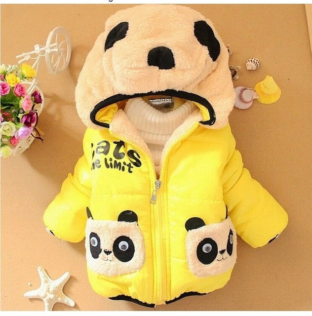 Top Selling Hooded Baby Jacket