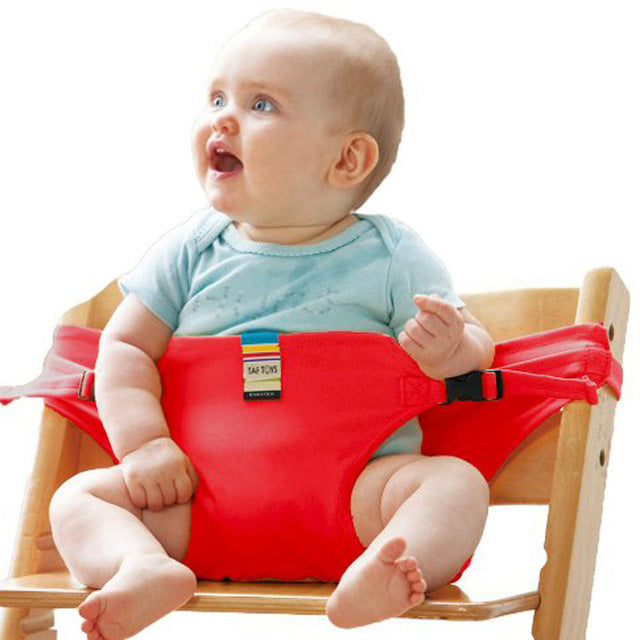 Portable Fabric High Chair