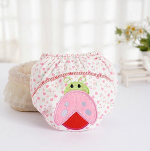 Cute Baby Diapers Reusable Nappies