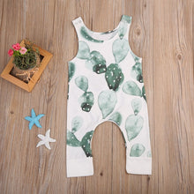 Load image into Gallery viewer, 'Cactus Dream' Sleeveless Summer Jumpsuit
