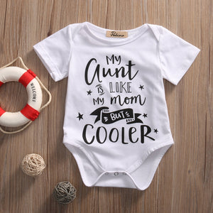 Swag Collection - 'Cool Aunt' Onesie
