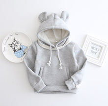 Load image into Gallery viewer, 'Cozy Bear' Comfort Casual Hoody