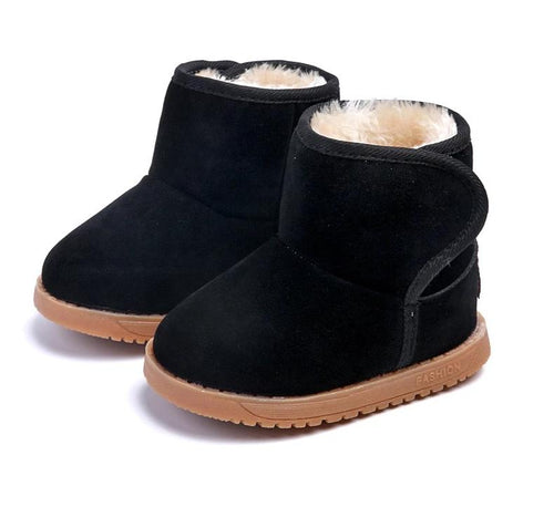 Super Comfy Warm Plush Baby Snow Boots