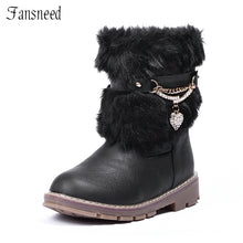 Load image into Gallery viewer, Top Selling leather winter snow boot