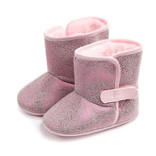 Load image into Gallery viewer, Baby Fleece  Winter Warm Boot