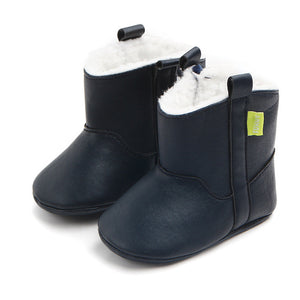 Baby Fleece  Winter Warm Boot