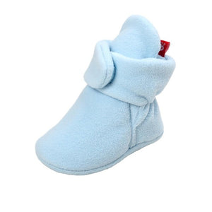Baby winter fleece first walker