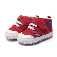 Load image into Gallery viewer, Toddler Soft sole Pre-walker Sneakers