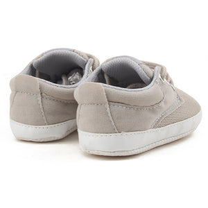 Classic Canvas Baby First Walkers
