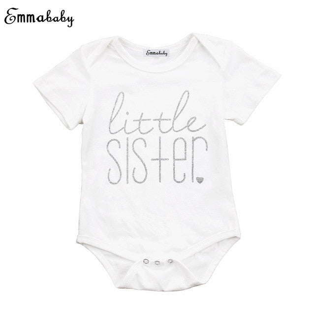 Big Brother / Little Sister Baby T-shirt and Onesie