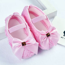 Load image into Gallery viewer, First Walkers - Newborn baby girl CUTE shoes