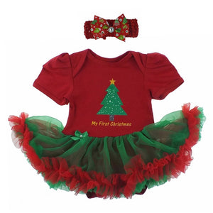 Hot Fashion - First Christmas Costumes
