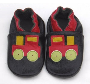 """World Class"" Soft sole Genuine leather baby shoes"