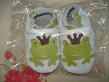 "Load image into Gallery viewer, ""World Class"" Soft sole Genuine leather baby shoes"