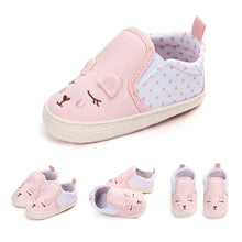 Load image into Gallery viewer, 'Animal Pattern' Baby Girls Shoes