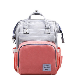 The 'Elite' European Design Full Capacity Diaper Bag