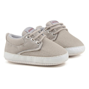 """Soft Sole"" infant first walkers"