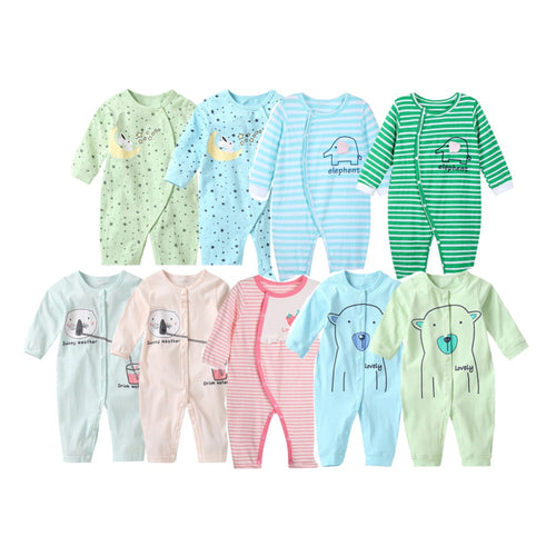 Christmas collection - Newborn Baby Jumpsuits