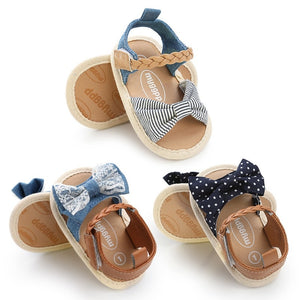 Best Selling-Dotted Summer Baby Girl Sandals