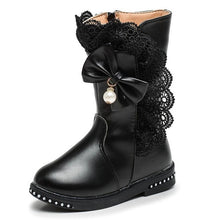 Load image into Gallery viewer, Top selling leather ankle winter high boots