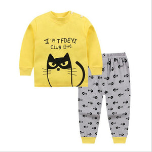 Winter Newborn Cartoon Baby Clothes