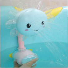 Load image into Gallery viewer, Sunflower Shower Faucet Spout Kids Bathing Toy