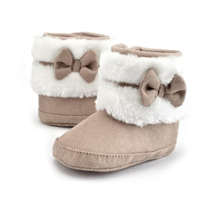 Winter Booties - Toddler girl shoes