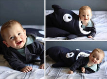 Load image into Gallery viewer, Baby Whale 'Jonah' Comfort Sack