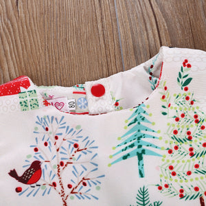 Baby Girl's 'Prancer' Christmas Dress
