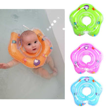 Load image into Gallery viewer, New Baby Neck Float To Swim