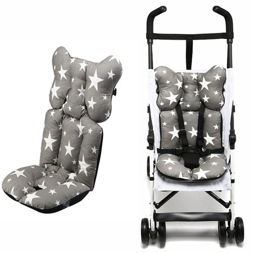 Fashion Printed Baby Stroller Cushion Seat Cover