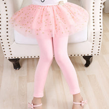 Load image into Gallery viewer, Cute Baby Girl Outfits Ruffles Skirt Leggings