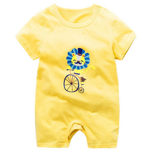 Newborn Baby Romper Summer Outfits