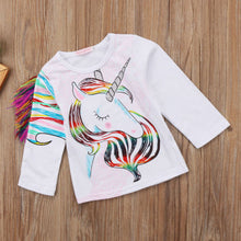Load image into Gallery viewer, Unicorn Tassel Shirt