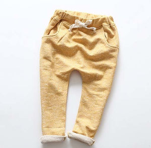 Vintage Soft Cotton Unisex HAREM Pants