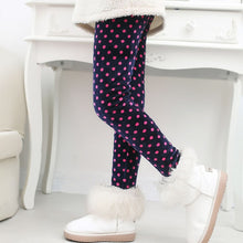 Load image into Gallery viewer, Colorful Print winter Baby Girl Leggings