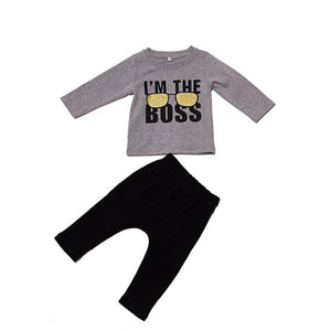 Cheap Baby Boy Clothing Set Online