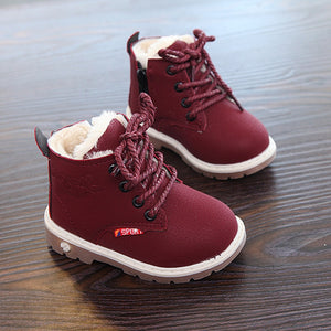 Fashionable Non-slip Martin Snow Boots