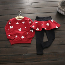 Load image into Gallery viewer, Cute Printed Sports Baby Santa Outfit