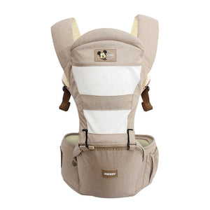 'Portable' Baby Carrier Hipseat Heaps With Sucks Pad