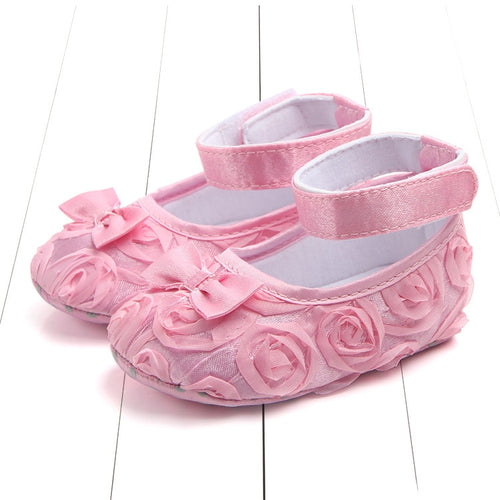 Cheap Floral Baby Shoes
