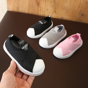 """Comfortable"" Spring Baby Shoes"