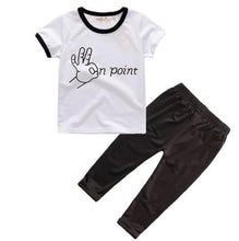 Load image into Gallery viewer, Hip-Hop Style 80's Splash 2-PC Sweatshirt + Pant Set