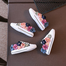 Load image into Gallery viewer, Vintage 'Florence Bloom' Sneakers [LIMITED EDITION]