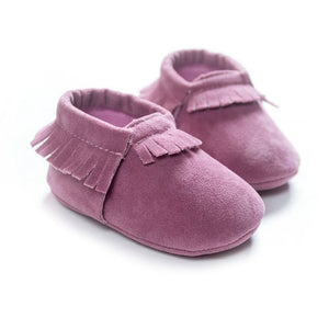 First Walkers Baby Girl's Crown Shoes