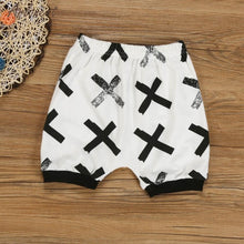 Load image into Gallery viewer, 'But First, MILK' Baby Shirt and Short 2-Pc Set