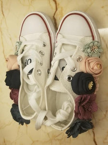 Vintage 'Florence Bloom' Sneakers [LIMITED EDITION]