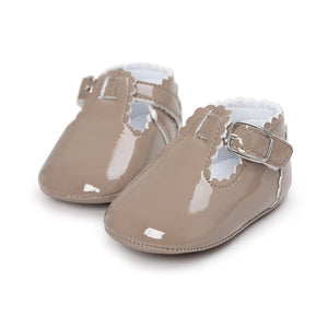 Anti-slip newborn first walker shoes