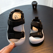 Load image into Gallery viewer, Limited Edition 'Marley Play' Velcro Sandals [v. 2]